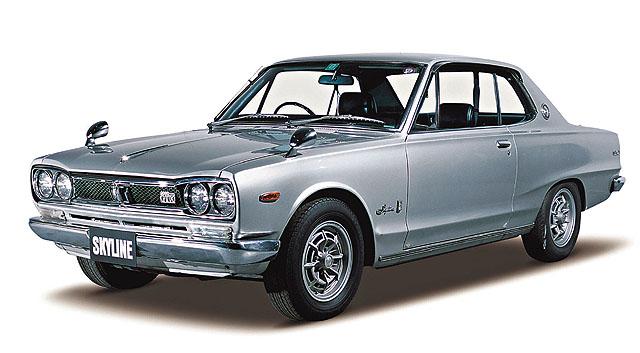 70 年 代 尾 �� 人 唔 �R GT-R