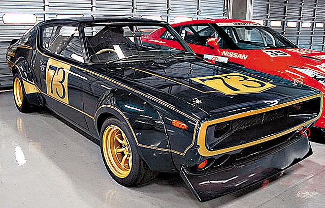 首 玩 四 �A �� KPGC110 (1972-1973)
