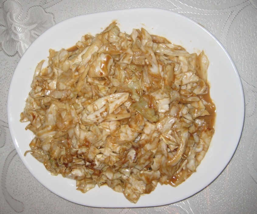 peanut butter cabbage