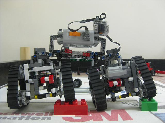 全地形Rover by team