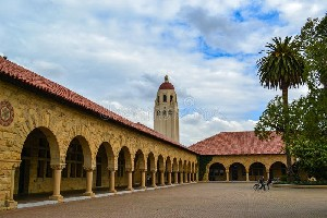 (Stanford Univ.) Hoover Tower