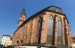 Church of the Holy Ghost (Heiliggeistkirche)